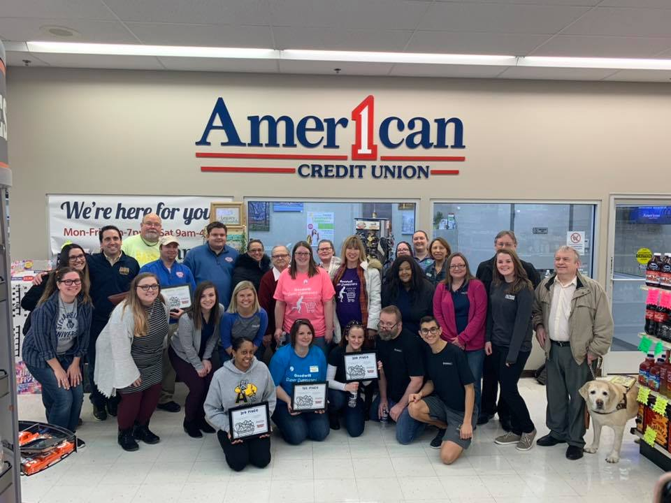 American 1 CU Supermarket Sweep 2019 at Country Market in Adrian