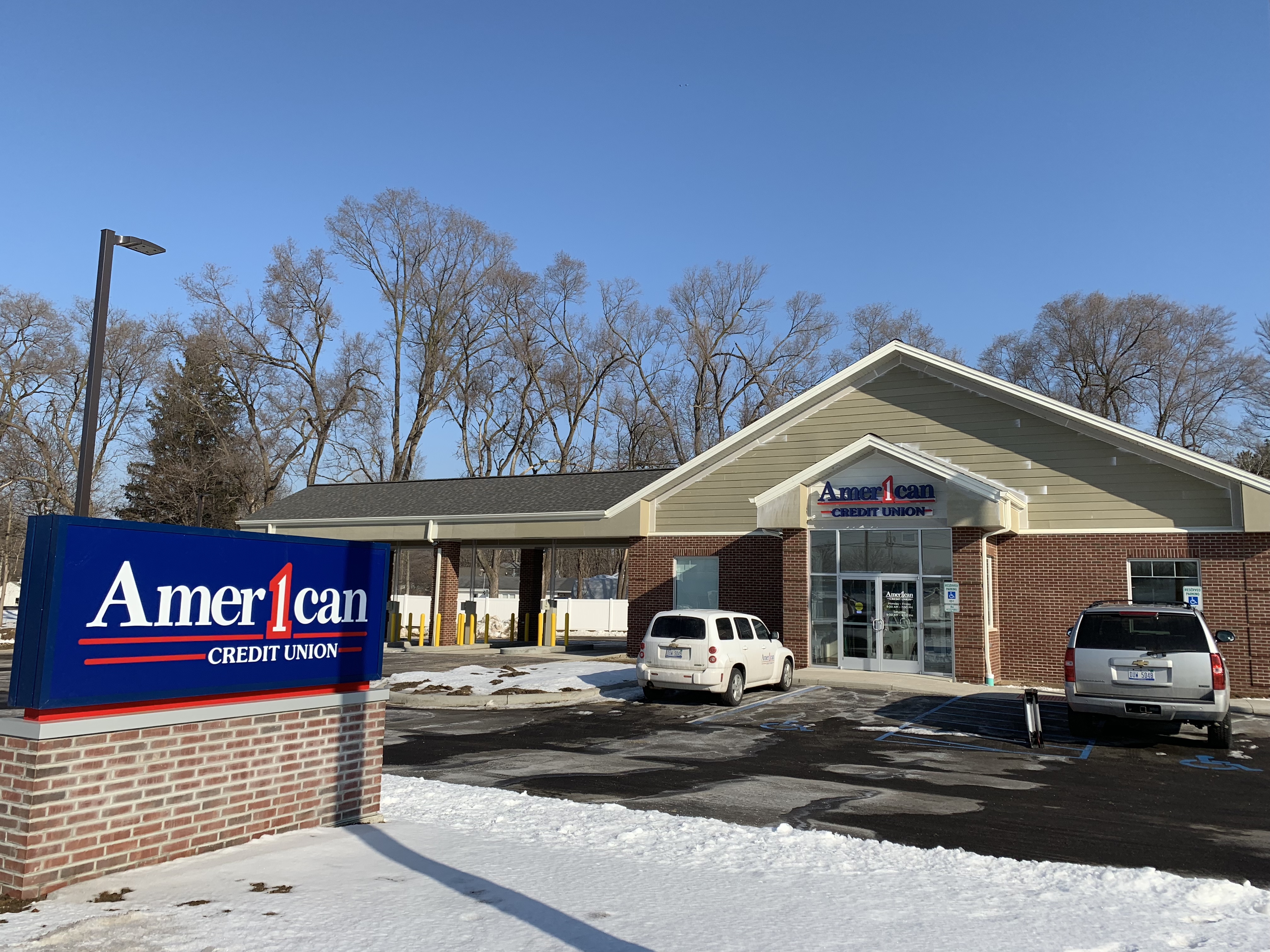 American 1 Credit Union opens new branch in Michigan Center, MI.