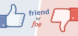 Facebook, Friend or Foe? Be aware of financial fraud on social media.