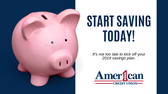 Start Saving Today!