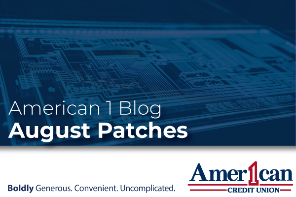 August-Patches