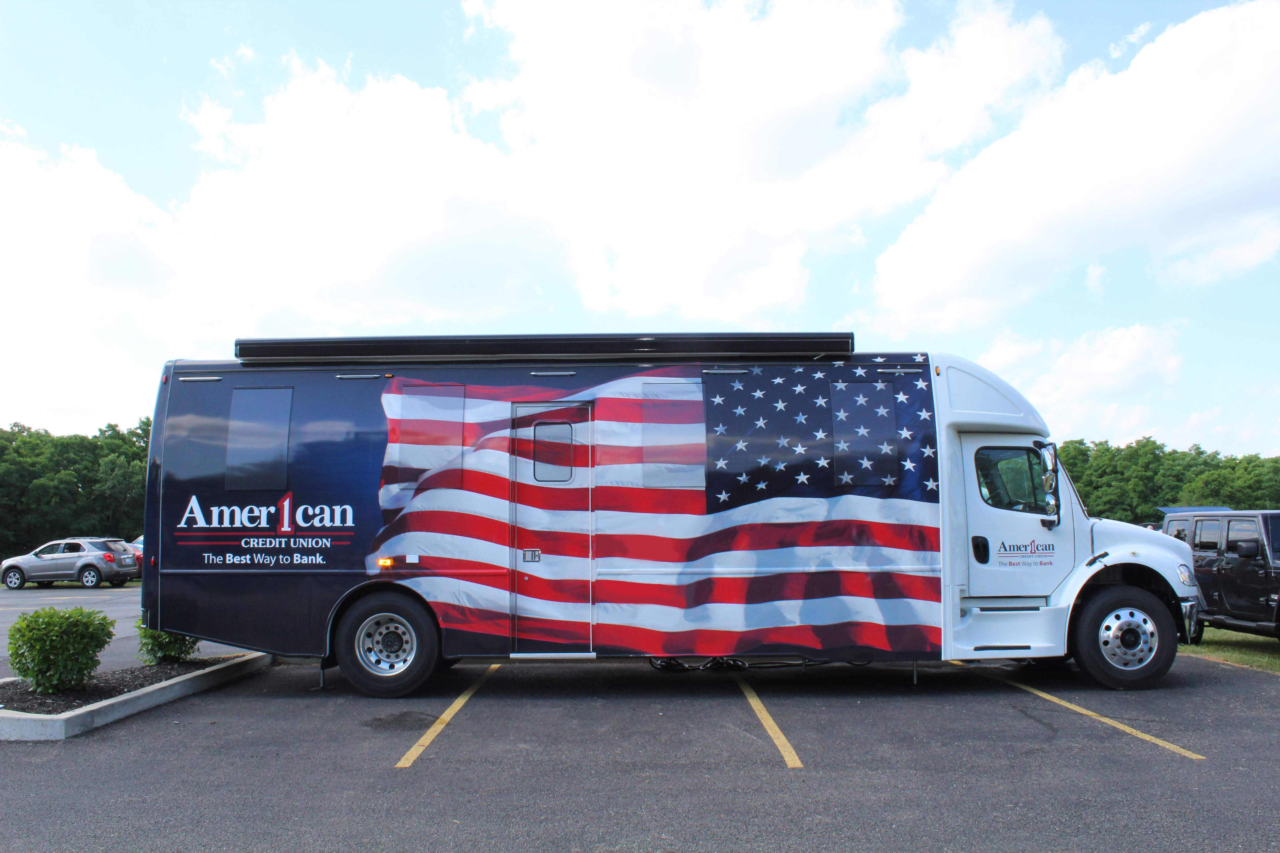American 1 Credit Union Mobile Branch